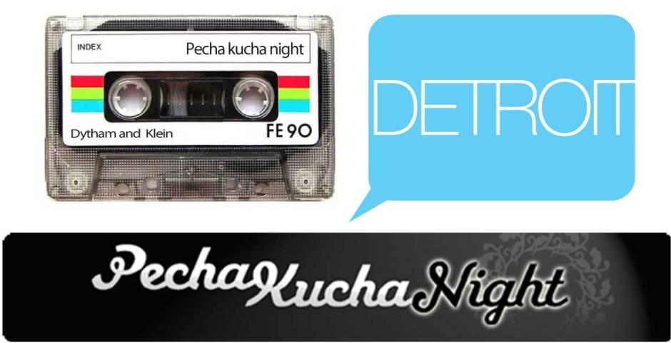 pecha kucha night detriot