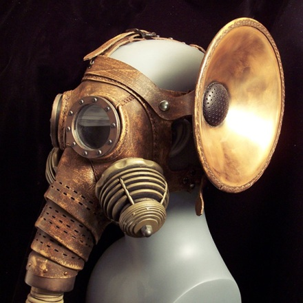 Steampunk-Elephantine-Gas-Mask