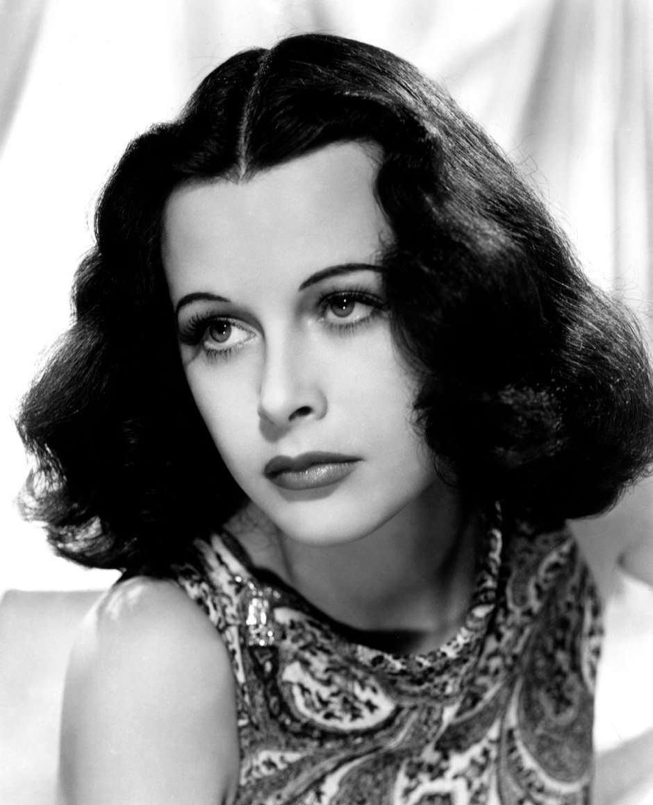 Austrian actress Hedy Lamarr (1914-1999) c. 1940